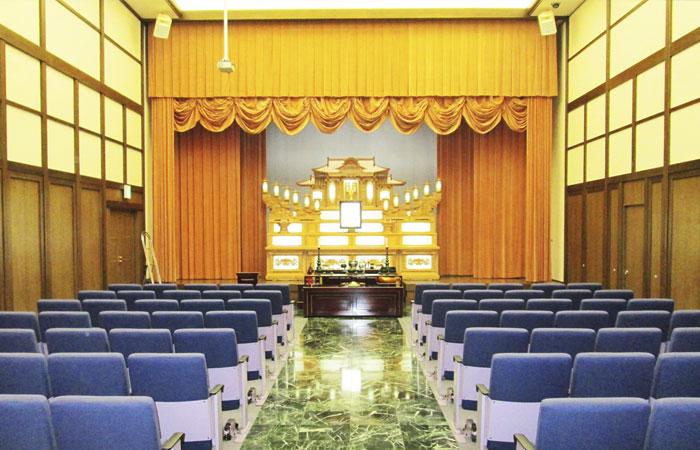 ドリーマー今治吹揚葬祭館ホール|愛媛県今治市の葬儀式場|株式会社ドリーマー