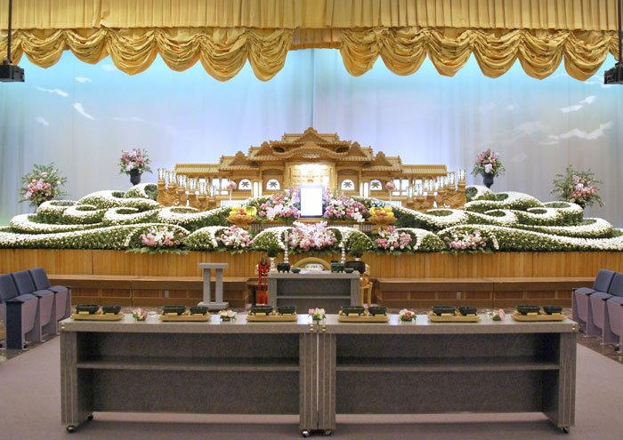 社葬|愛媛・高知の葬儀式場|株式会社ドリーマー