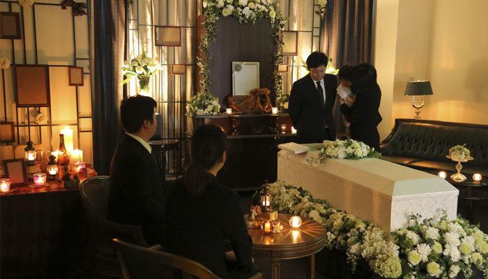 ドリーマー松山葬祭館ホール1|愛媛県松山市の葬儀式場|株式会社ドリーマー