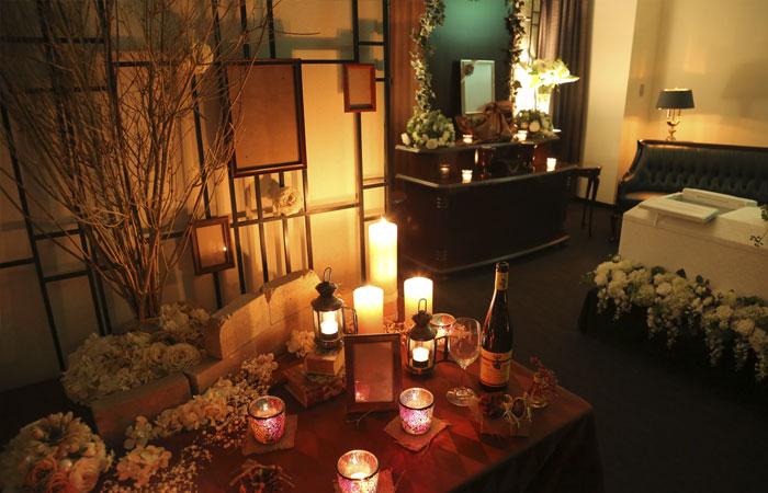 ドリーマー松山葬祭館ホール2|愛媛県松山市の葬儀式場|株式会社ドリーマー