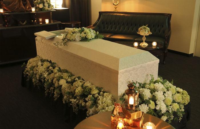 ドリーマー松山葬祭館ホール3|愛媛県松山市の葬儀式場|株式会社ドリーマー