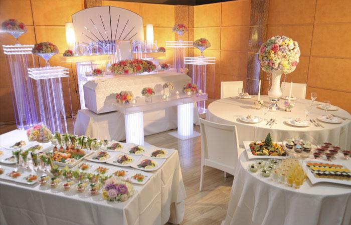 ドリーマー松山葬祭館祭壇1|愛媛県松山市の葬儀式場|株式会社ドリーマー
