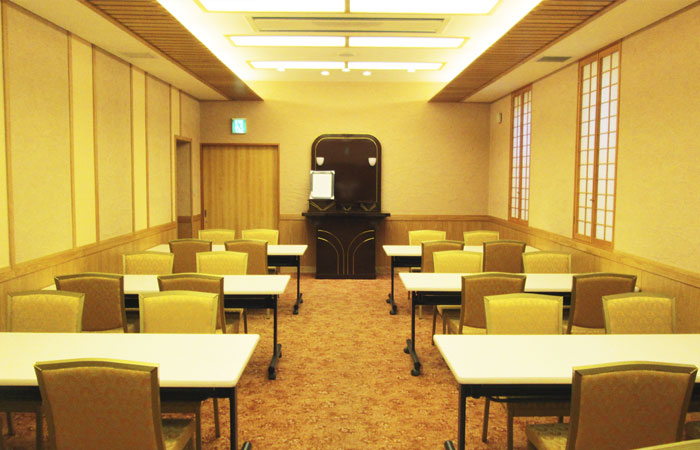 ドリーマー今治中寺葬祭館法要室|愛媛県今治市の葬儀式場|株式会社ドリーマー