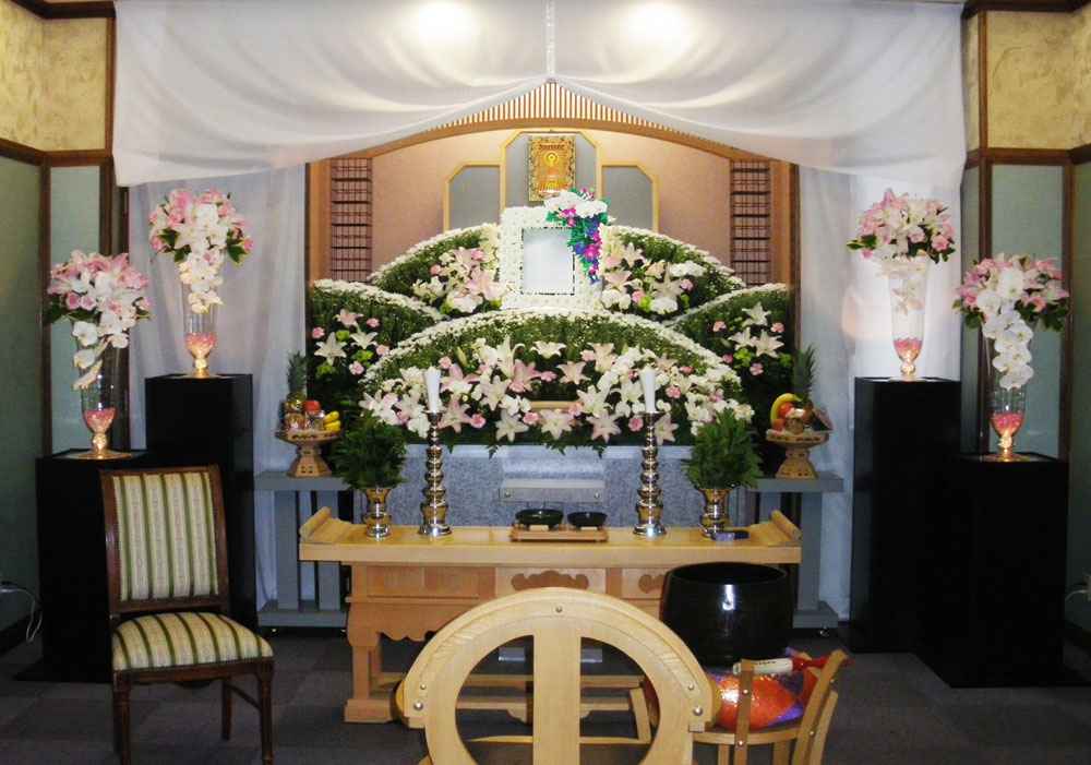 葬祭プラン|高知県高知市の葬儀式場|株式会社ドリーマー